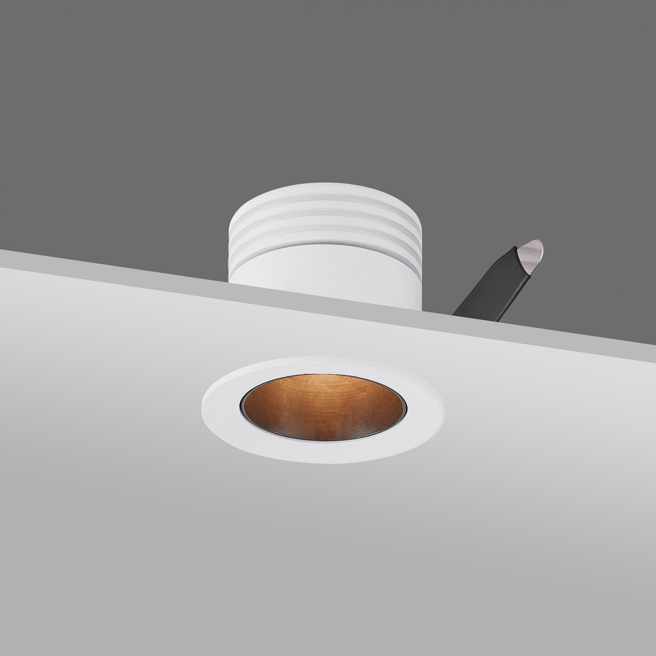 recessed LED light