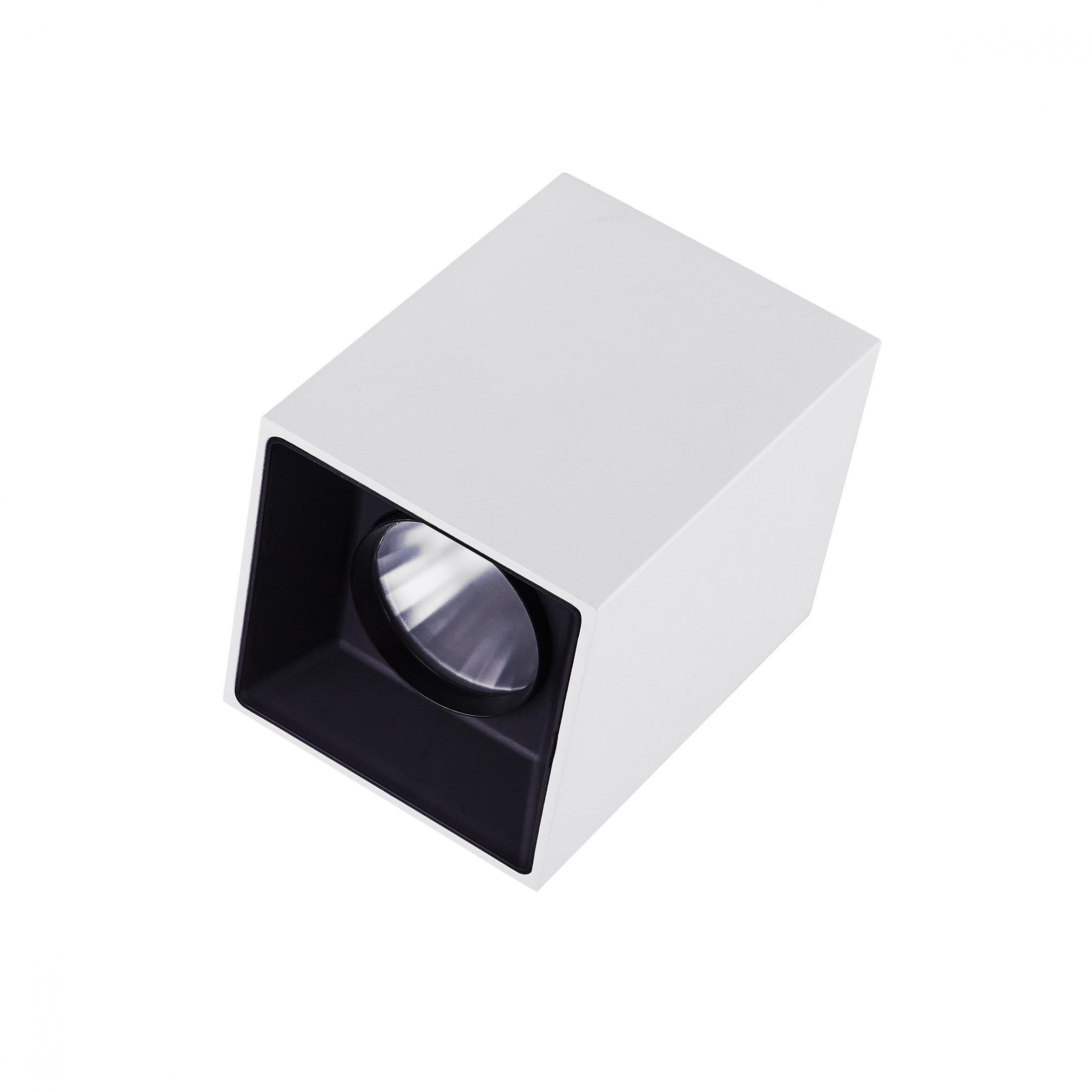 10W Square aluminum surface mounted ceiling lights
