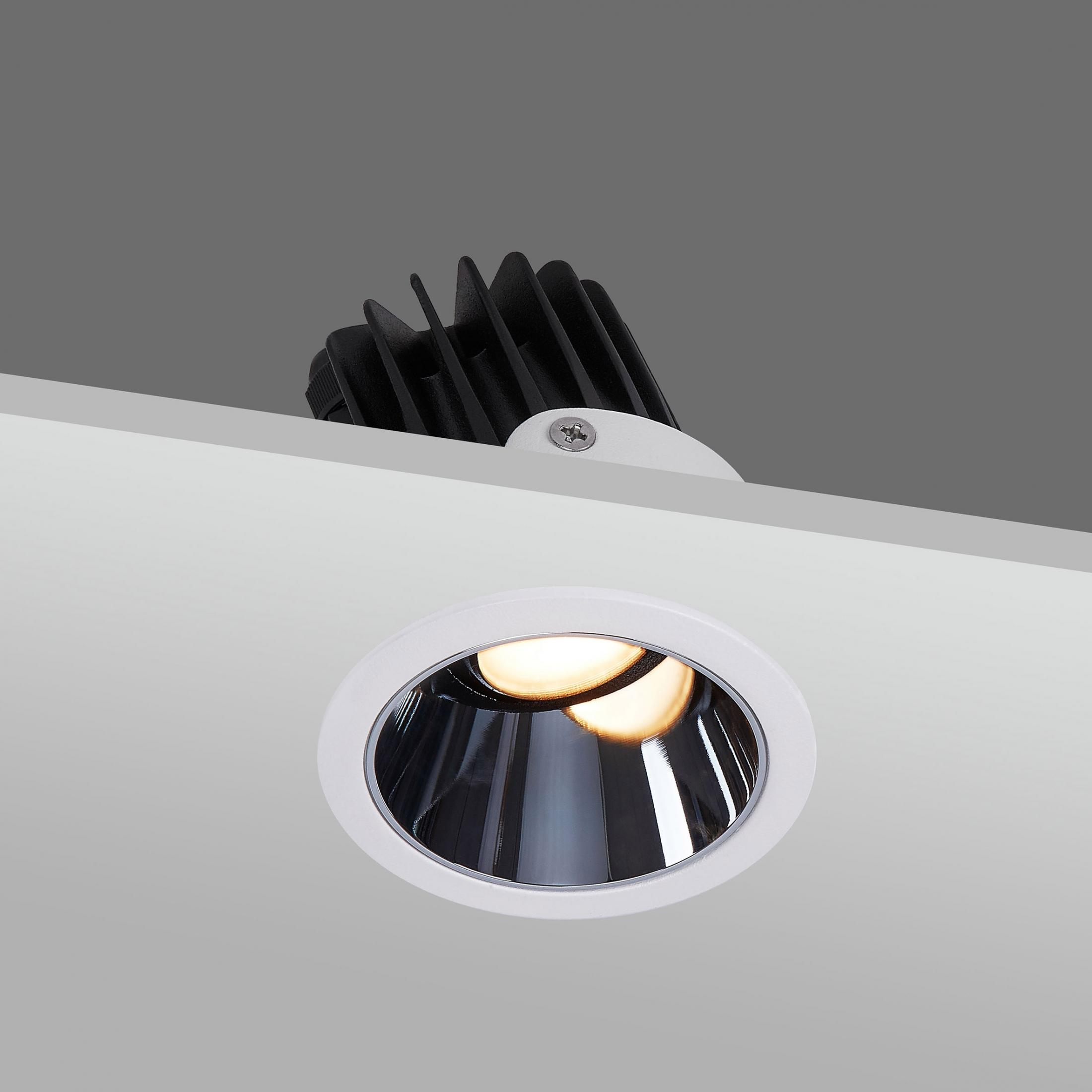 7W LED Recessed adjustable downlight