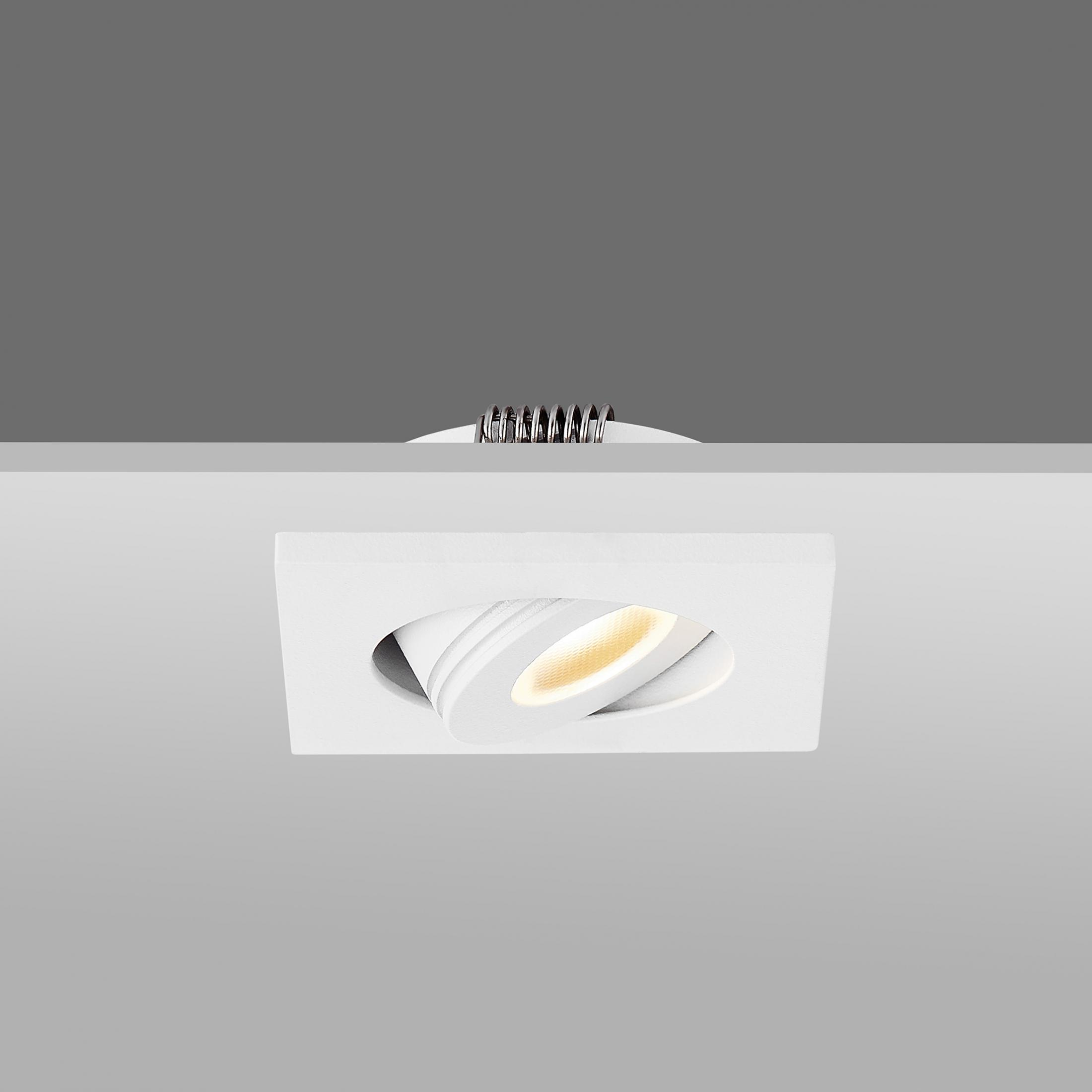 Square Led Ceiling Recessed Downlights