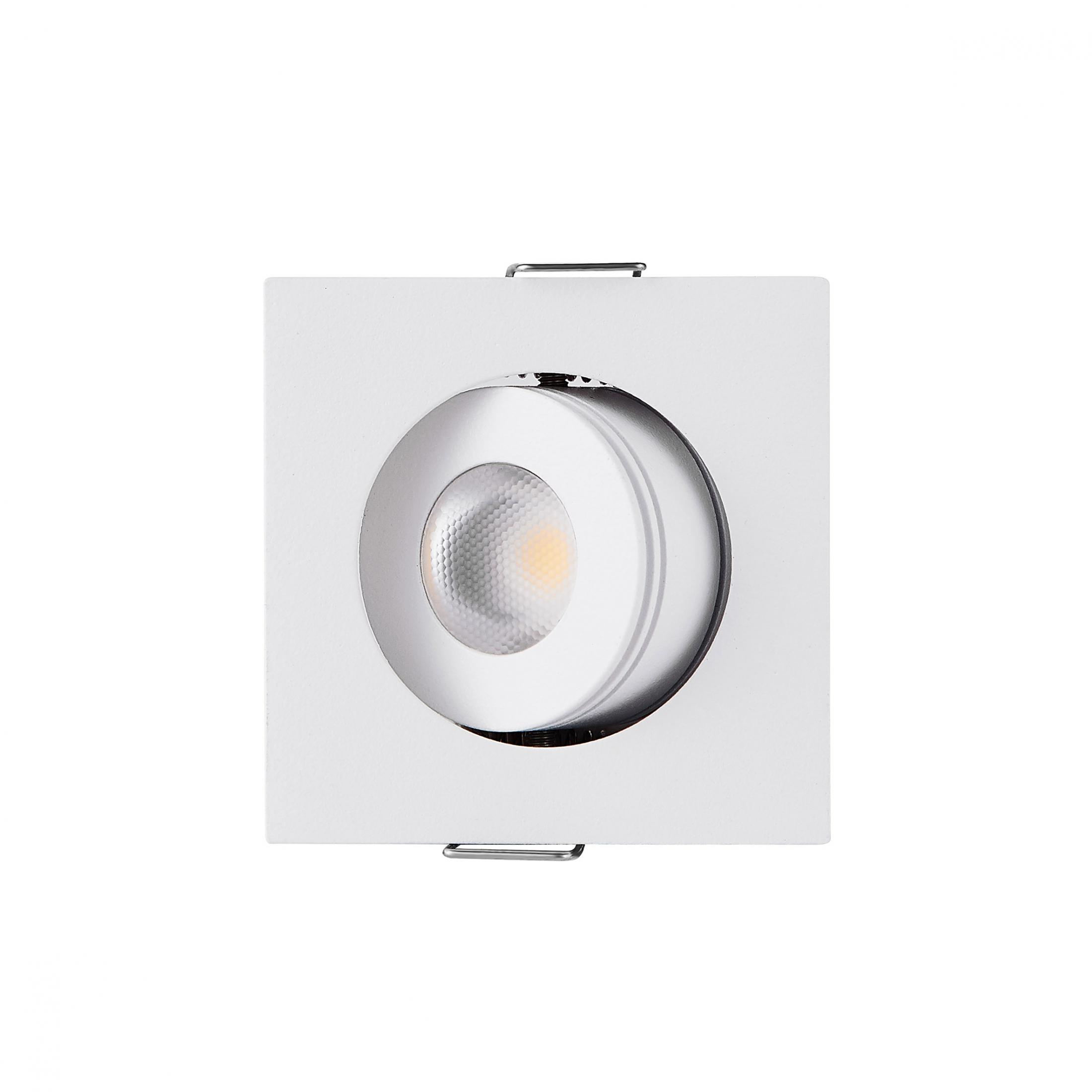 New Design 3W Square Led Ceiling Recessed Downlights