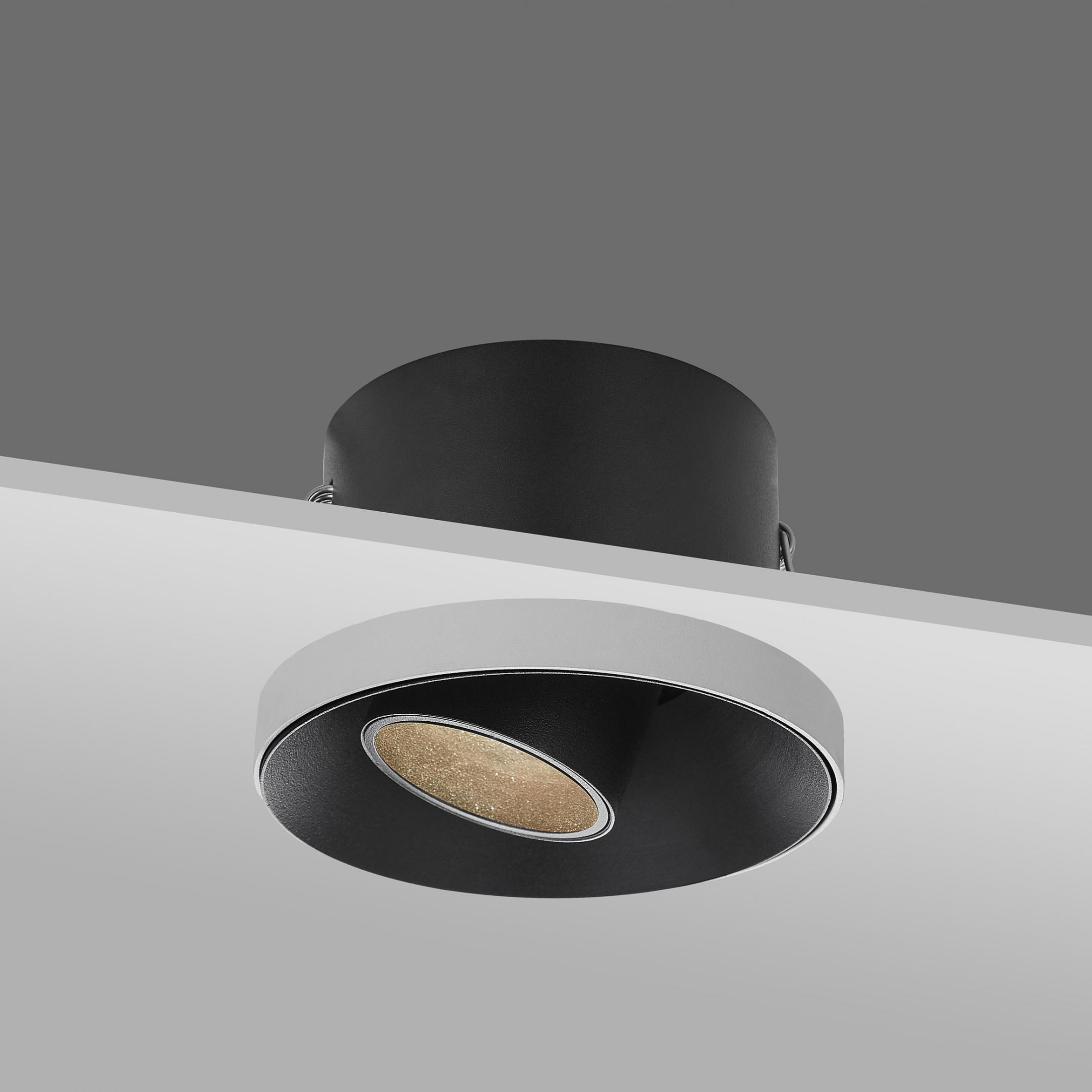 7W adjustable recessed downlight