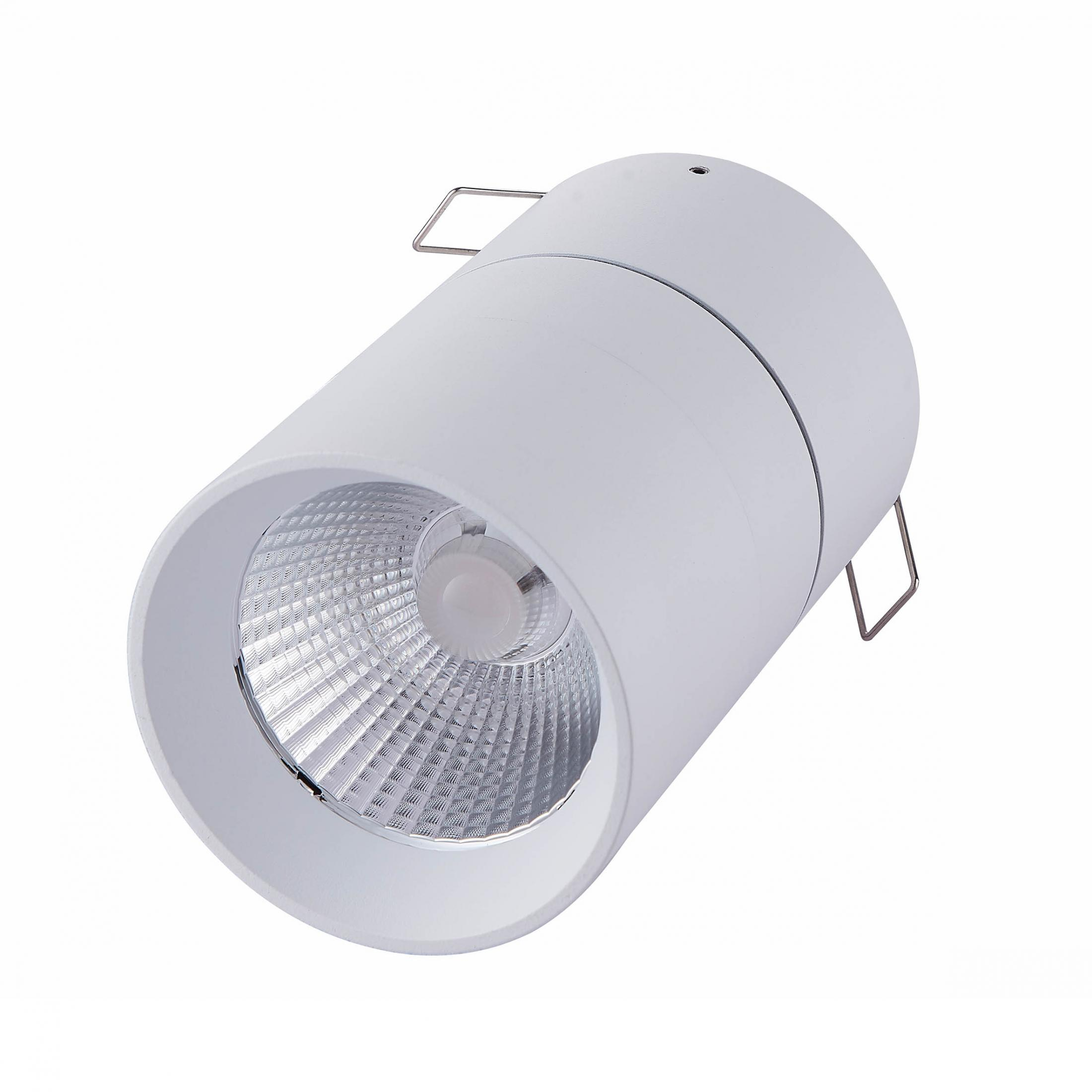 AC220-240V Cylinder Interior Ceiling Recessed 10W LED Light