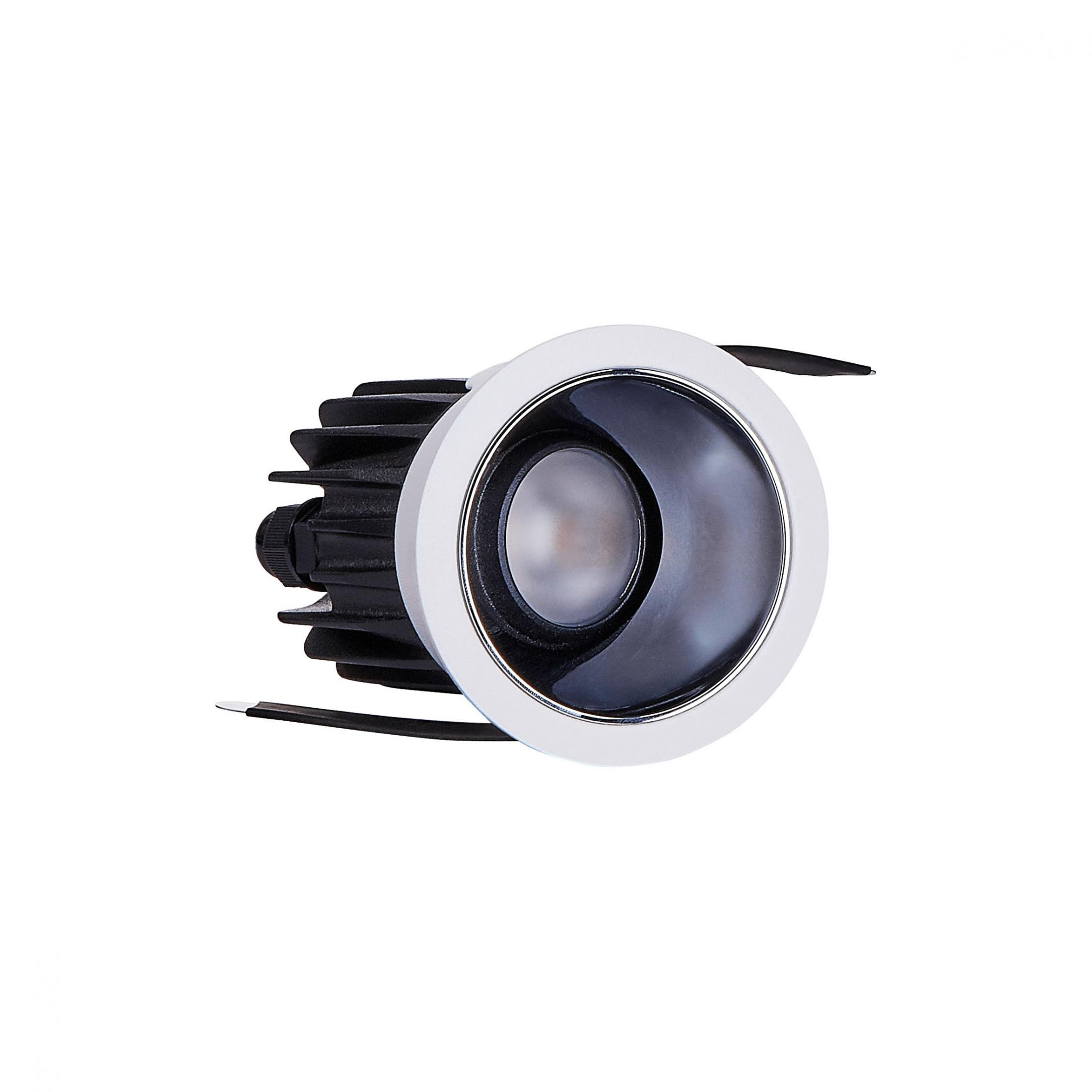 Compact Design Narrow Trim 7W Recessed Adjuatable Downlight