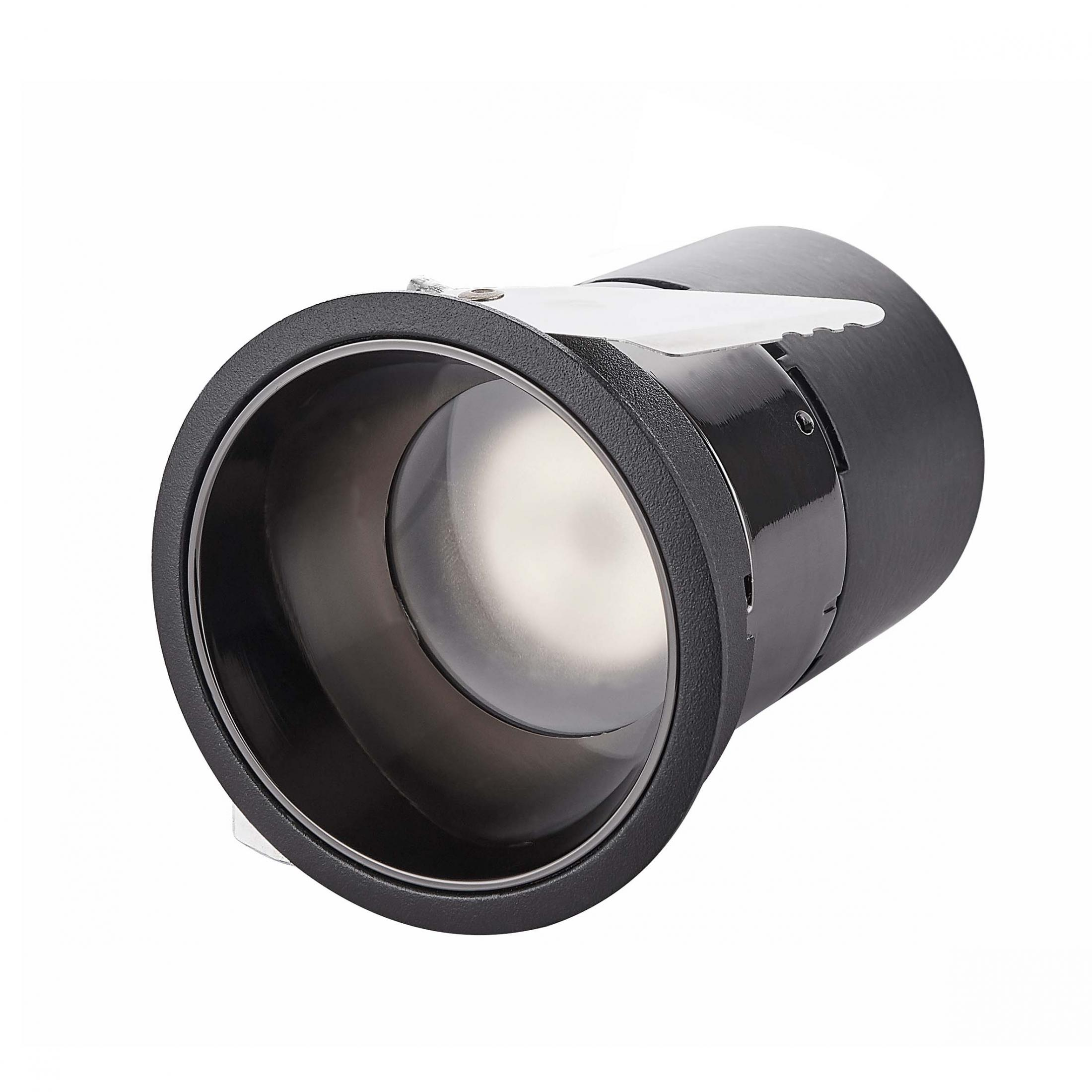 7W Anti-glare fixed recessed down light