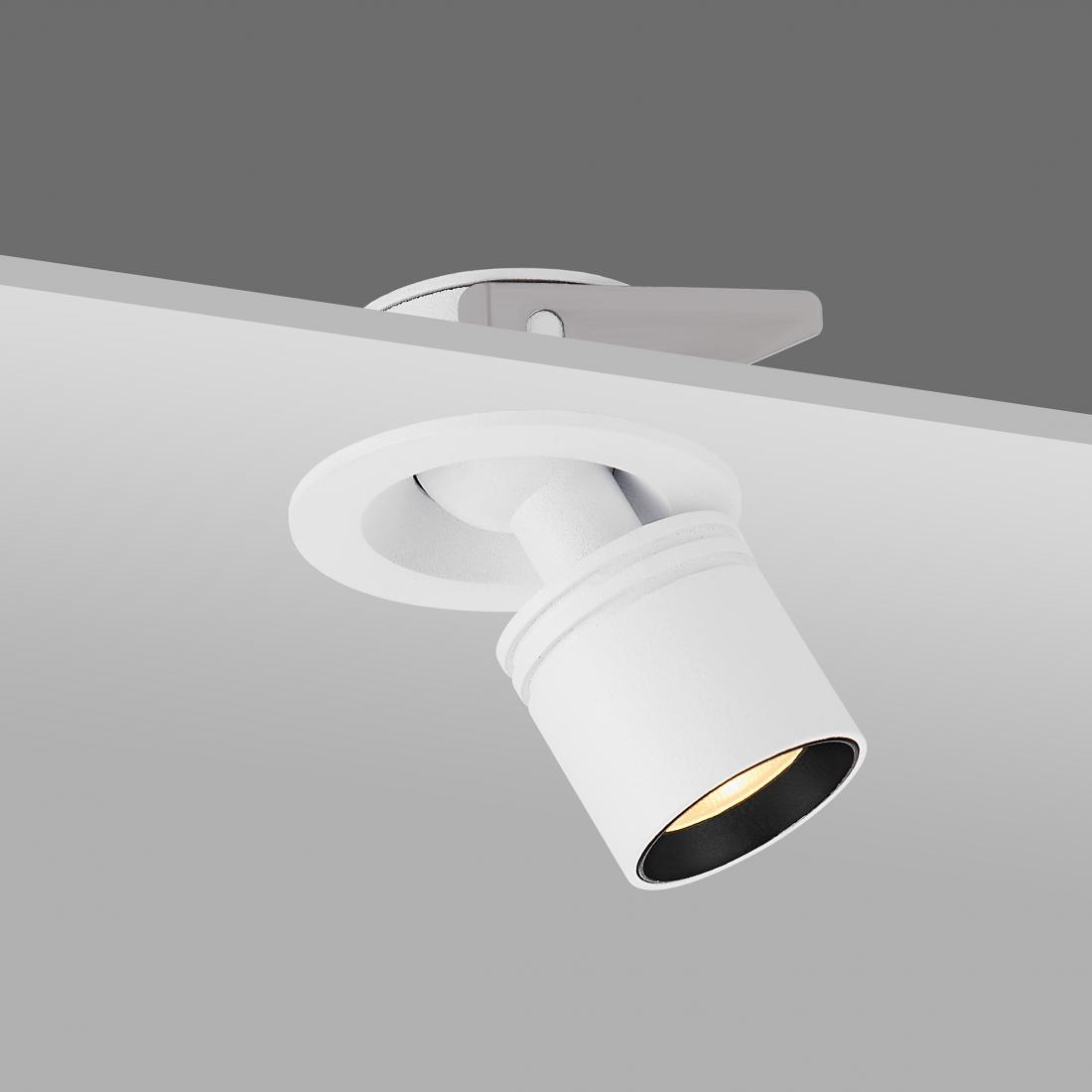adjustable recessed down light