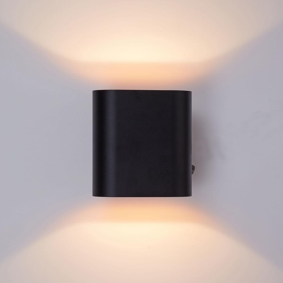 aluminum led wall lights