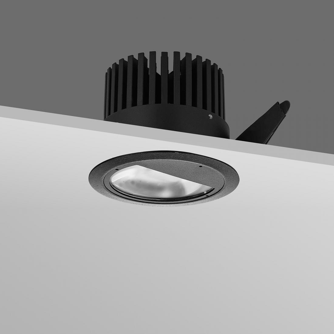 Modern 25W Wall Washer Downlight