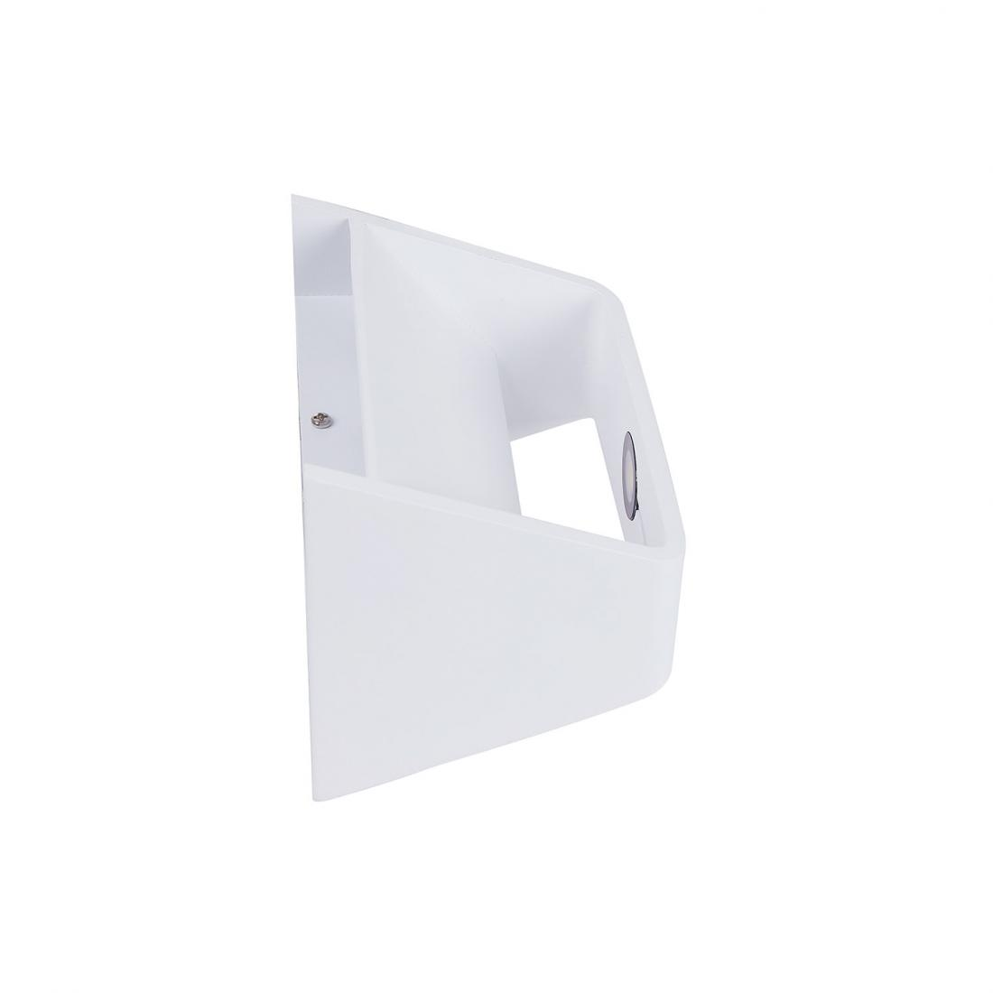 3W indoor white wall mounted wall lights