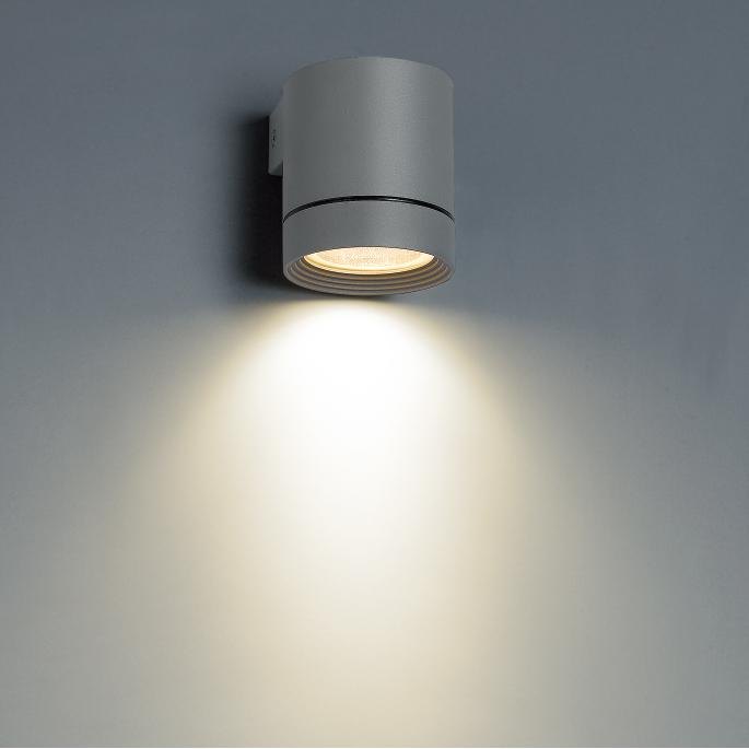 Exterior IP54 GU10 Wall Lights