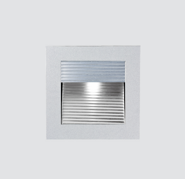 indoor led recessed step light