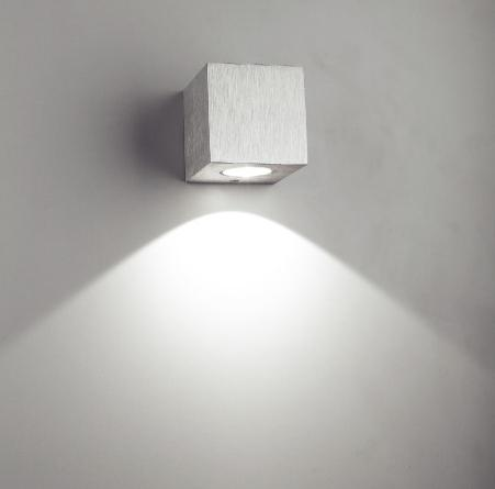 led indoor wall light