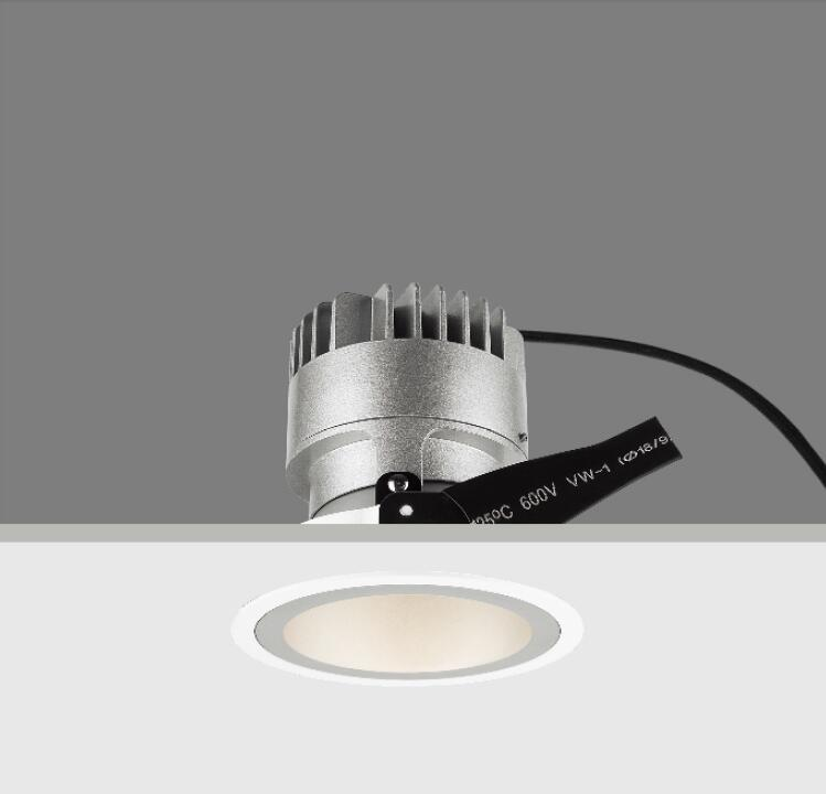 10W Fixed LED BAW recessed down light