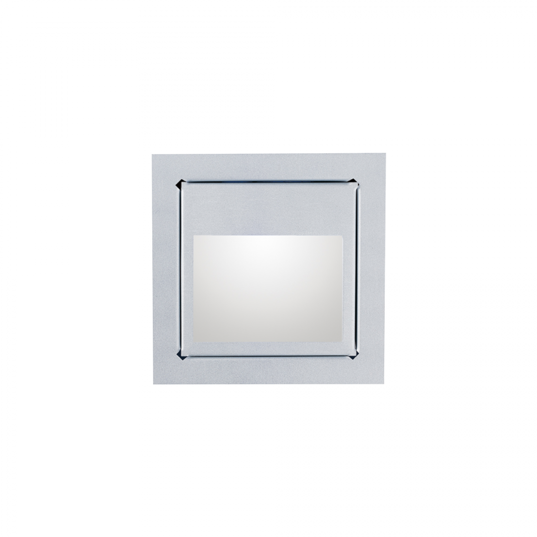 3W LED Square Recessed Indoor Stair Step Wall Light