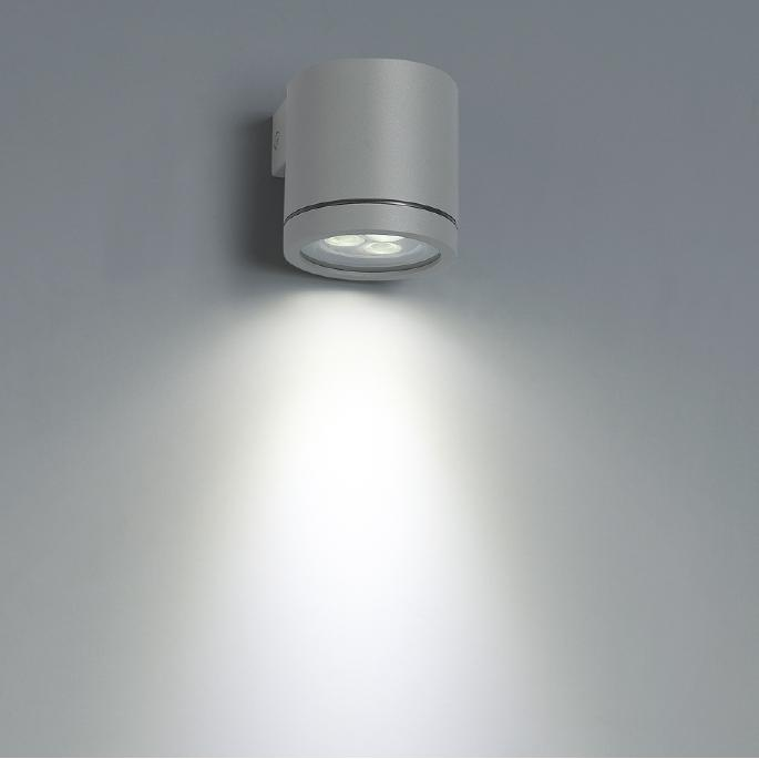 Outdoor 3W Wall Mounted LED Wall Lights