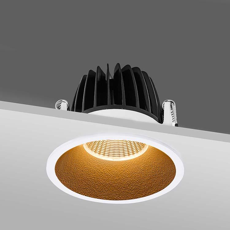 Modern IP44 Recessed LED Downlight