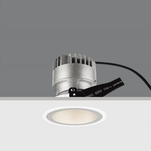 Modern 7w Recessed LED Downlight