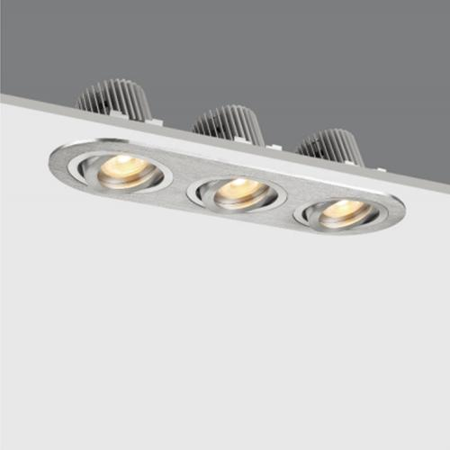 Modern 21w Recessed LED Lighting