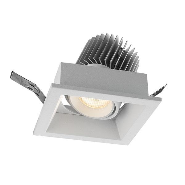 Modern 7w Recessed LED Lights