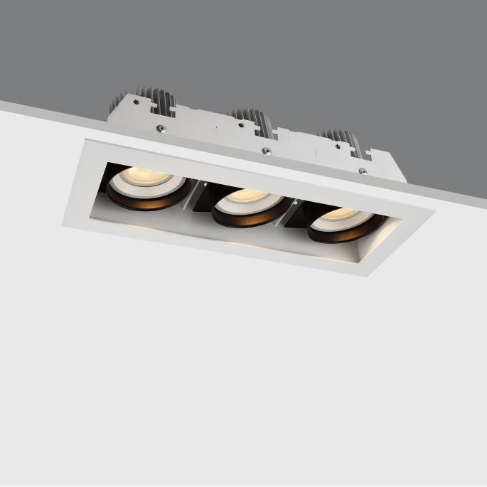 Modern 30w Recessed LED Light