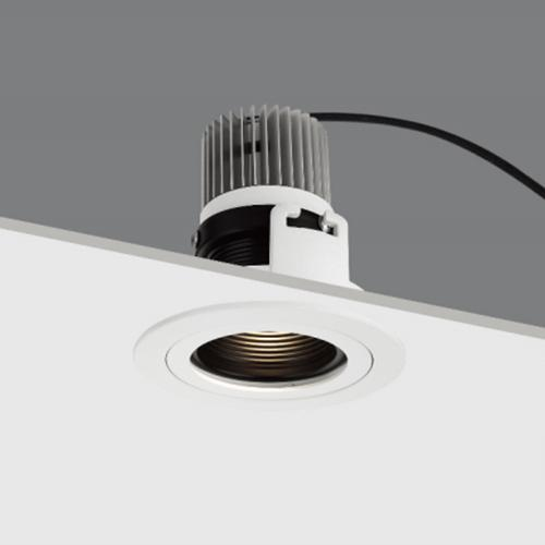 Modern 10w Recessed LED Lighting