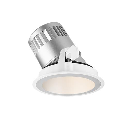 Modern Indoor IP20 15W Recessed LED Wall Washer