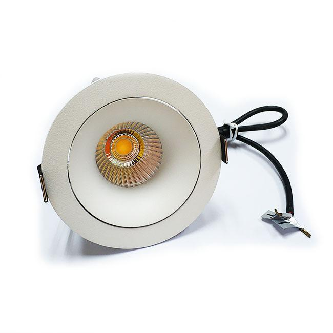 Modern IP20 Recessed LED Downlight