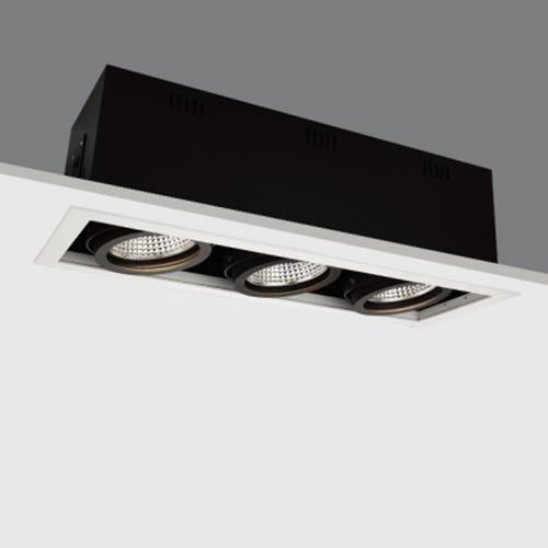 Modern 90w Recessed LED Lighting