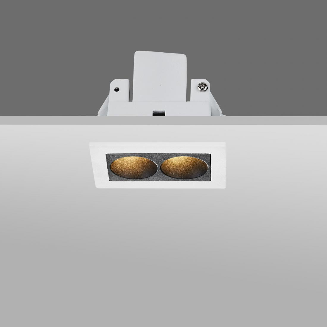 Commercial IP20 Fixed LED Downlight