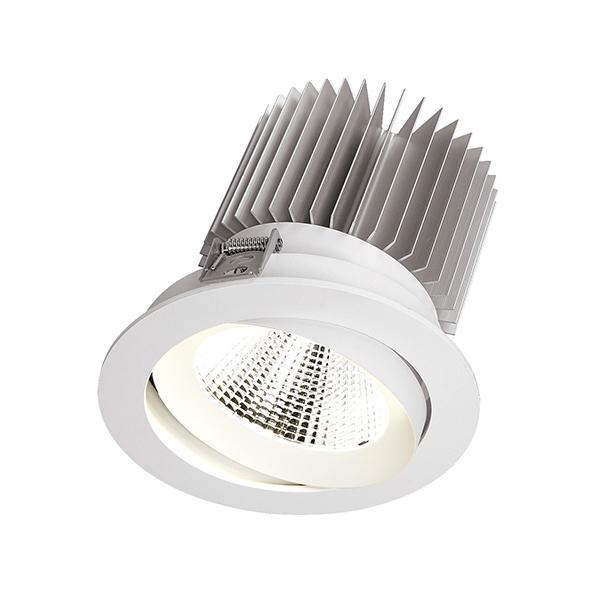 Modern Indoor IP20 50W Recessed LED Ceiling Light