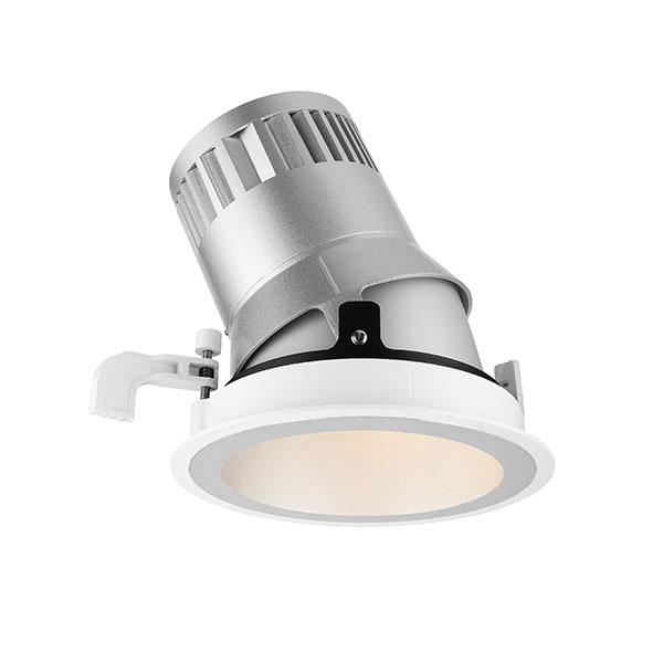 Modern Indoor IP20 20W Recessed LED Ceiling Light