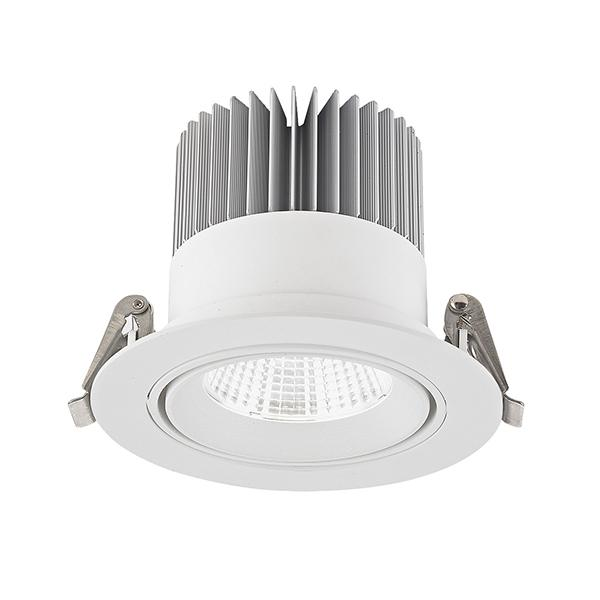 Modern Indoor IP20 25W Recessed LED Ceiling Light