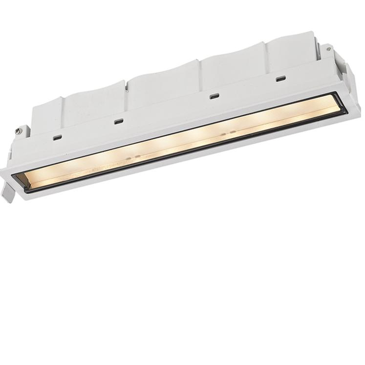 21W linear recessed COB LED Downlight