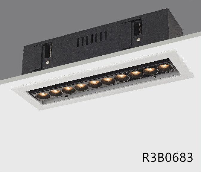 21W adjust linear recessed COB LED Downlight