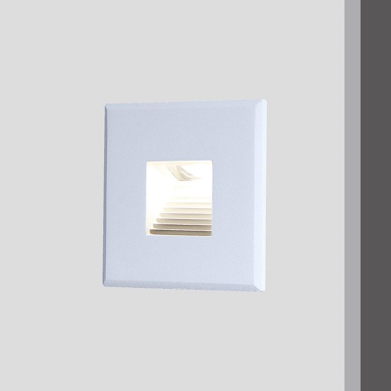 recessed indoor led step light